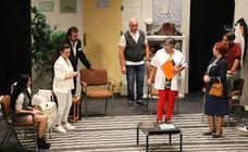 Carcajadas para inaugurar la Muestra de Teatro de Otoño