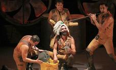 El público respalda la programación de la Muestra de Teatro de Otoño que coincide con la feria
