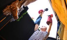 Variadas propuestas de teatro infantil y de calle para toda la familia