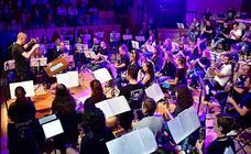 Noche de tributos a cargo de la Agrupación Musical Ubetense