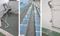 Nuevos actos vandálicos en el Campo de Fútbol San Miguel