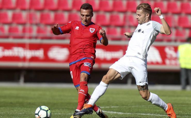 El Almería paga caro el error más claro para perder en Soria (1-0)