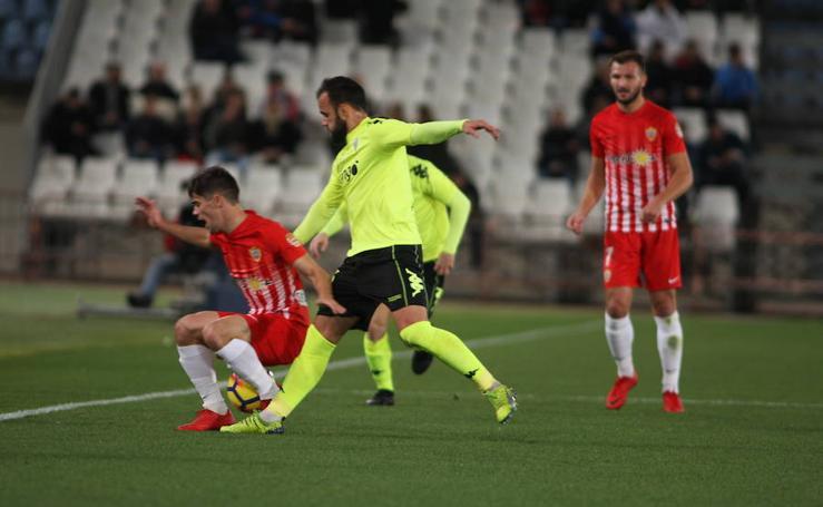 Las mejores jugadas del Almería-Córdoba