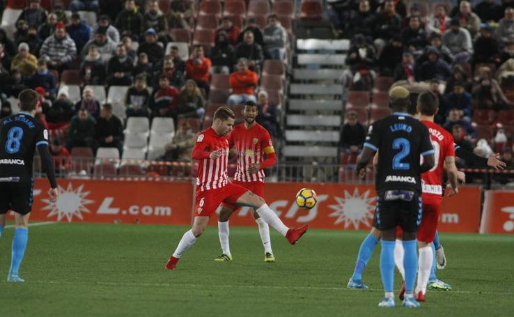 Las mejores jugadas del Almería - Lugo