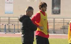El Almería cuenta con los nuevos