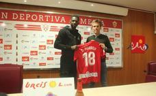 """Sulayman va a """"darlo todo"""" para """"aprovechar esta oportunidad que me ha dado el Almería"""""""