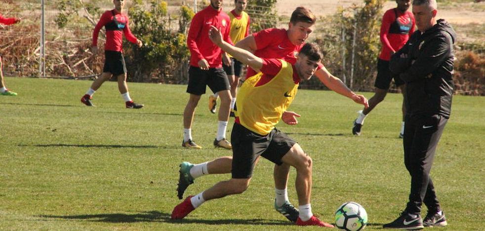 """Lucas Alcaraz: """"Hay que estar concentrados los primeros 95 minutos"""" del partido"""
