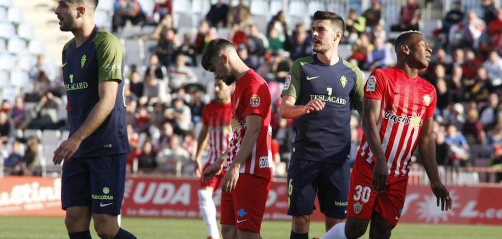Las carencias sentencian al Almería