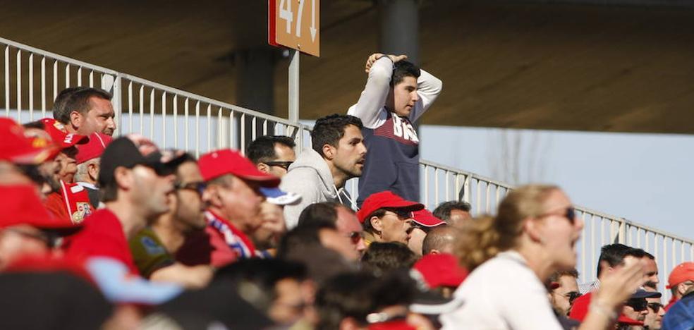 El Almería quiere llenar el Estadio de los Juegos Mediterráneos