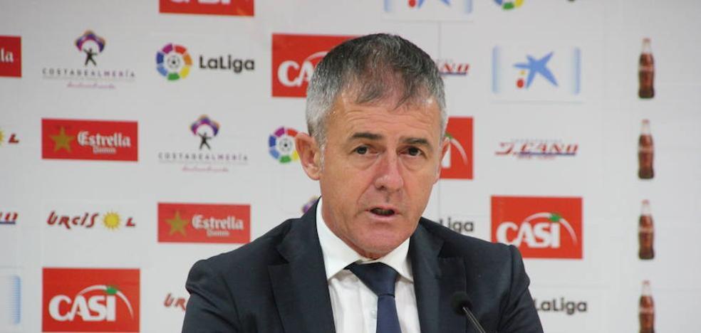 Lucas Alcaraz argumenta por qué se va de la UD Almería