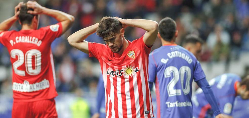¿Qué ha hecho mal la Unión Deportiva Almería?: Casi todo