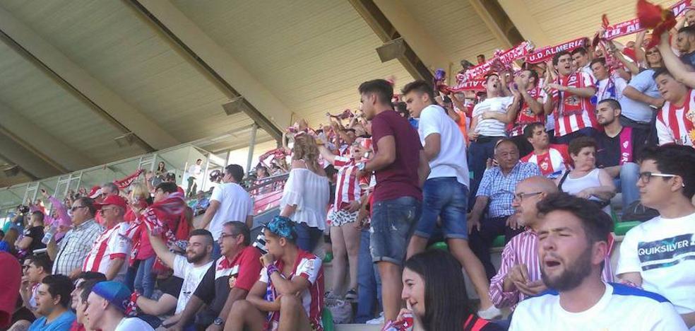 La UD Almería dispondrá de 461 localidades para Córdoba
