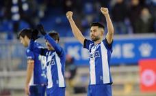 Rubén Duarte: «El Almería se merece estar en Segunda División»
