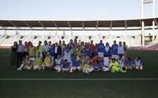 La Fundación del Almería clausura sus escuelas de fútbol para discapacitados intelectuales