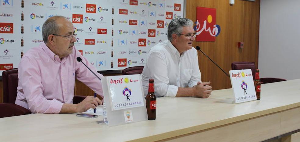 La junta general de accionistas del Almería renueva el consejo, sin Alfonso García