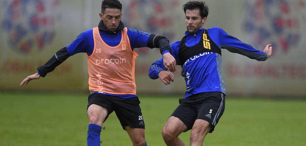El centrocampista David Rocha, un efectivo para la UD Almería