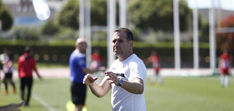 Esteban Navarro: «Hay que jugar con la cabeza fría y el corazón caliente»