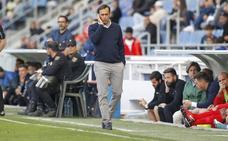 Fran Fernández, juventud en Segunda División
