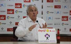 El Almería niega las negociaciones con Pablo Cortacero para la venta