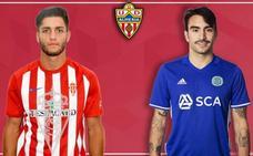 El Almería ya tiene a los dos primeros