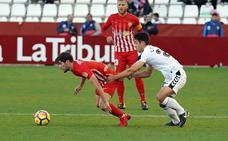 De la Hoz, otro 'sin nombre' con buenas maneras para el Almería