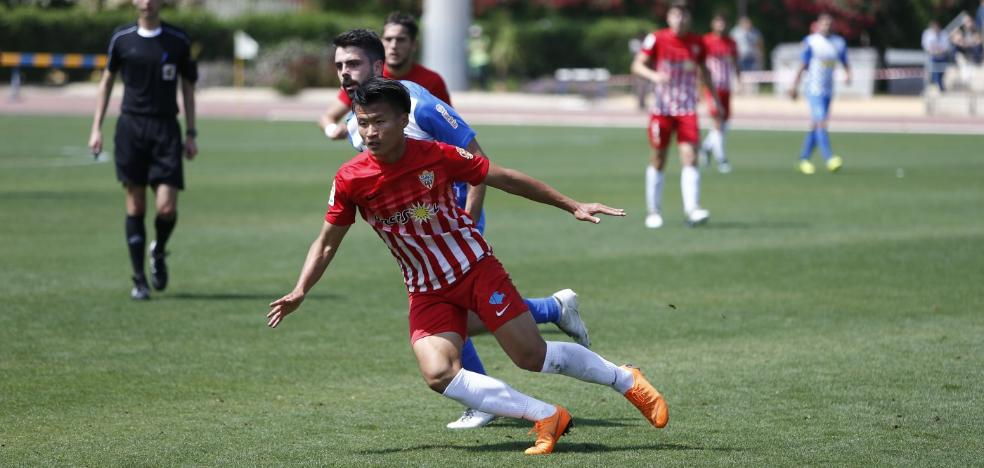 Lin sigue en el Almería B otra vez cedido por el Real Madrid Castilla