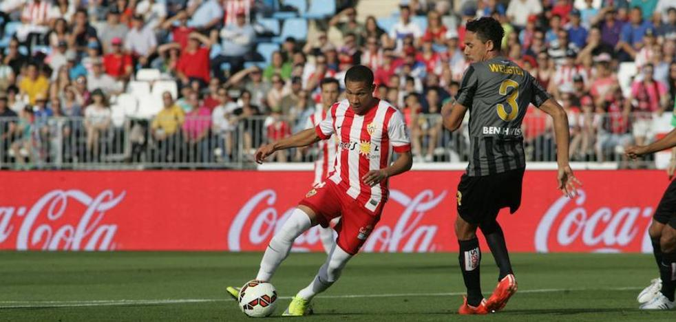 Málaga-Almería, en la Copa del Rey