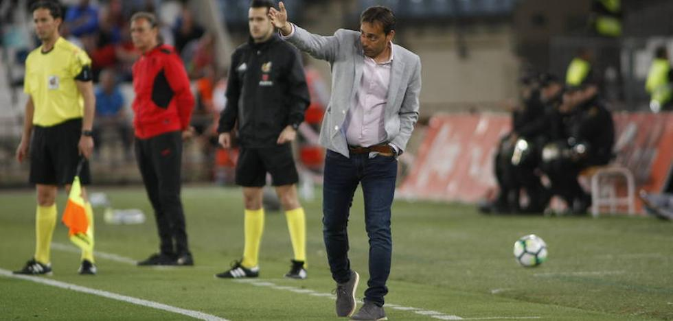 Fran Fernández no cree justas las críticas a la plantilla del Almería