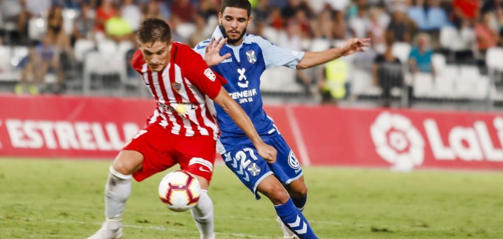 La prensa resalta el 'músculo' de la UD Almería frente a la adversidad