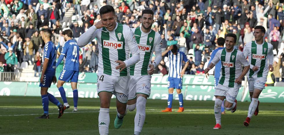 El colombiano Juanjo Narváez ya es jugador de la UD Almería