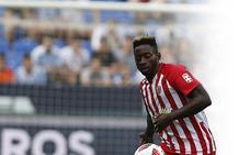 Eteki apuesta por un cambio de mentalidad ofensiva para ganar fuera de casa en Liga