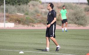 Fran Fernández quiere triunfos para «ganar confianza para jugar»