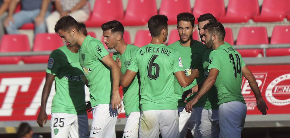 Partidazo y triunfo con mayúsculas de la UD Almería en Soria