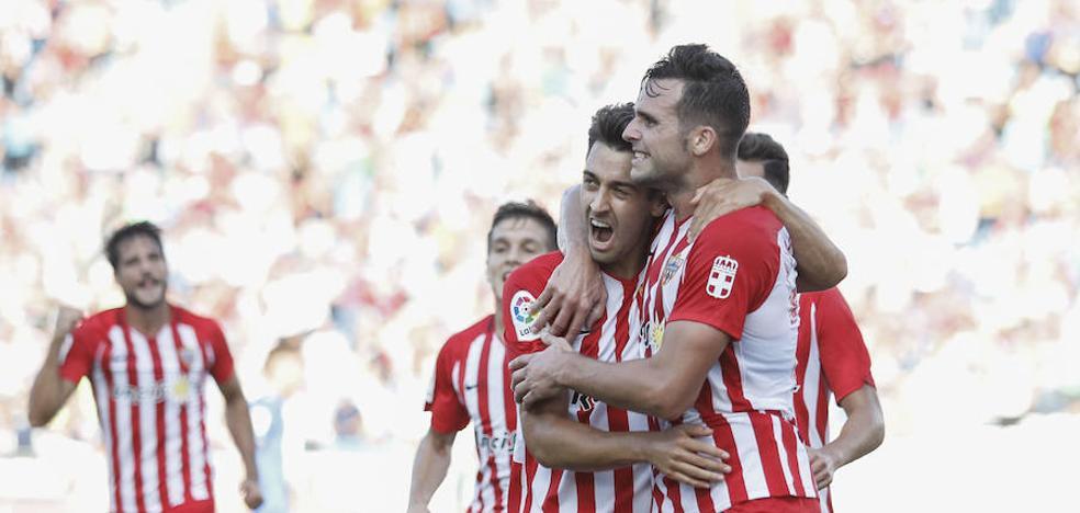 El Almería desquicia al Reus
