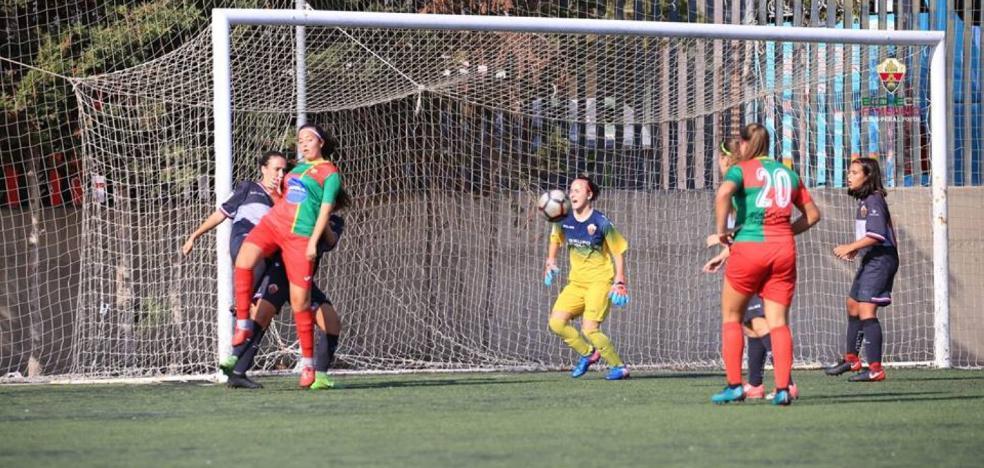Dos años después, la Liga de Segunda Andaluza femenina la jugarán equipos de Almería