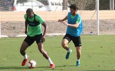 El Almería irá a Córdoba casi con los mismos que ante el Reus
