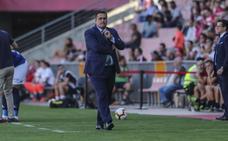 Sandoval: «El Almería mete a los partidos una intensidad brutal, como los indios»