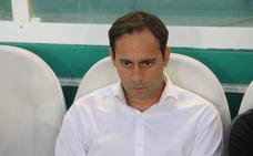 Fran Fernández: «Si el rival nos gana en intensidad, pasa lo que pasa»
