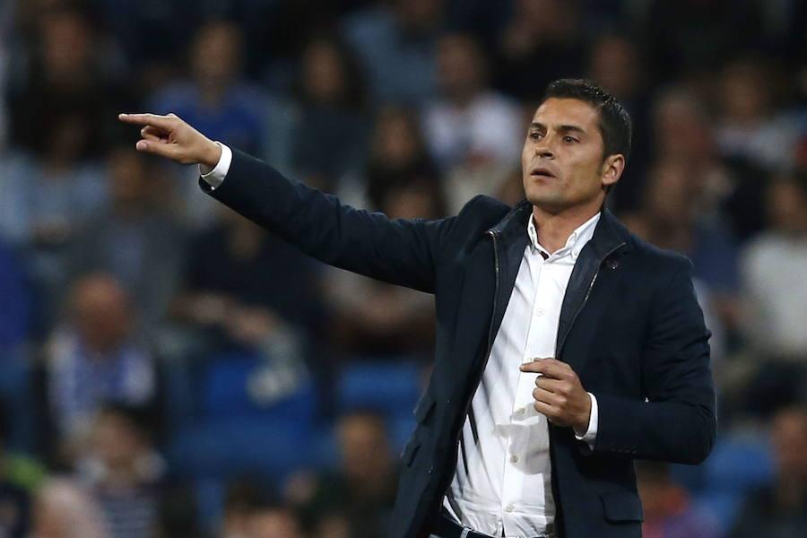 El almeriense Francisco regresaa la élite del fútbol español