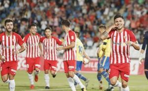 Victoria sin paliativos de la UD Almería