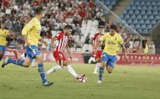 La prensa destaca que la UD Almería supo cómo 'vapulear' a Las Palmas