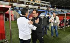 Fran Fernández quiere un Almería que «juegue fuera como en casa»