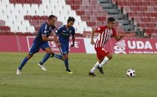 El Almería B, obligado a 'despertarse' en Huelva