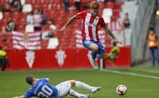El Sporting visitará a la UD Almería con una plantilla muy renovada para mirar a Primera