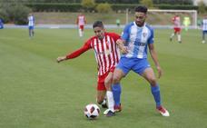 El Almería B, a dar la cara en el Álvarez Claro