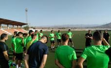 UD Almería B y CD El Ejido abren otra página para evitar problemas