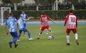 El Almería B, a reaccionar para poder salir del 'pozo'