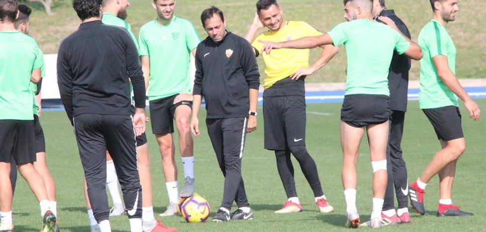 Fran Fernández considera al Dépor un rival «idóneo para resarcirnos»