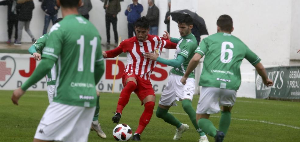 Al Almería B le falta tiempo