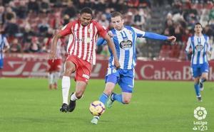 Tablas entre la UD Almería y el Deportivo de la Coruña